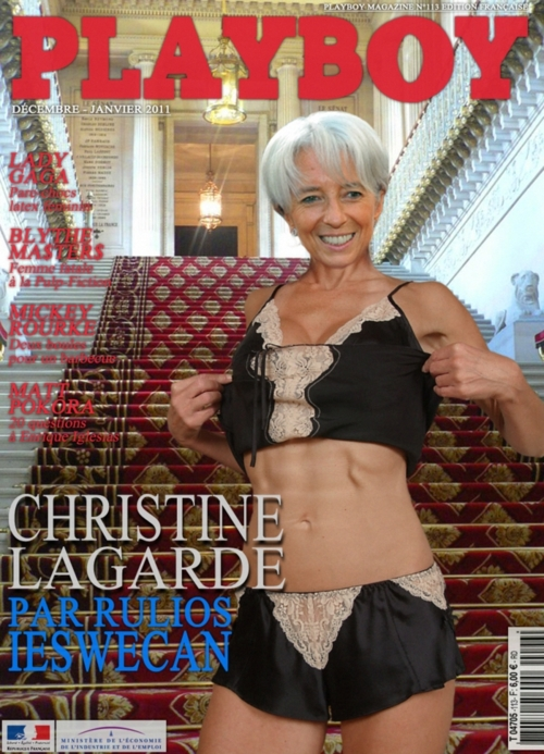 chrisitine Lagarde