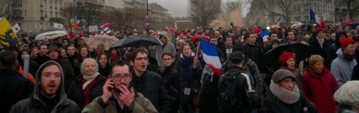 jour de colere paris 2014
