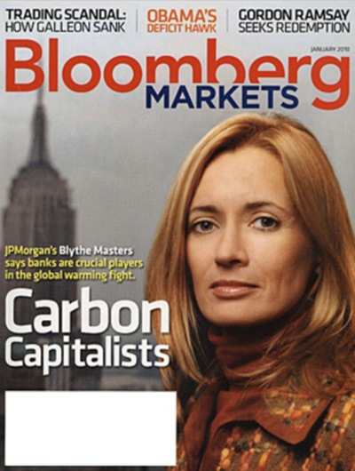 blythe masters bloomberg magazine