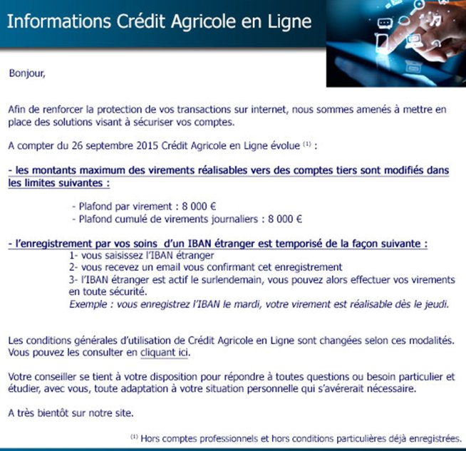 La revue de presse internationale de pierre jovanovic 2008 2015 - Plafond virement credit agricole ...