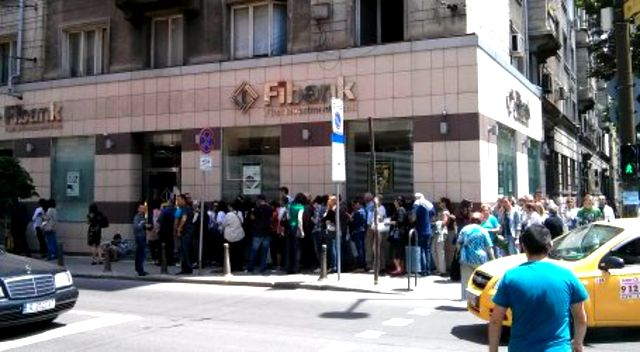 bank run bulgarie