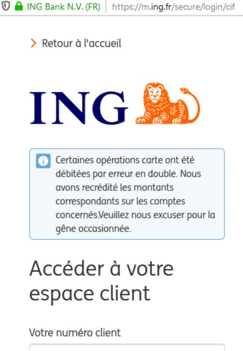 ing double prelevement 2019