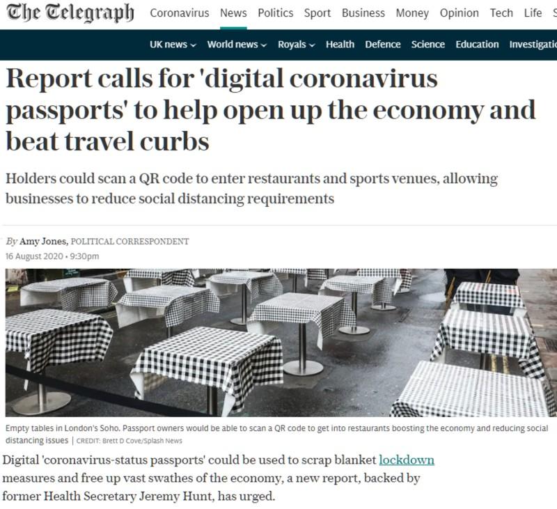 Angleterre : .... veut imposer le passport digital prouvant que vs ètes vacciné. Passport-uk-virus-qrcode2020