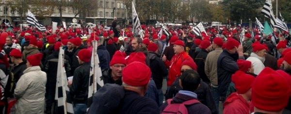 quimper 2013 bonnets rouges