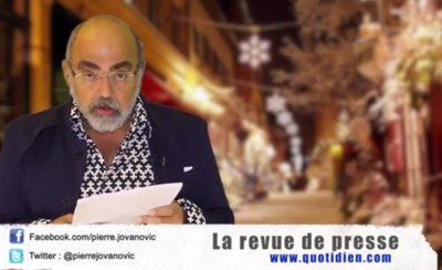 revue de presse video licenciements decembre 2014 jovanovic