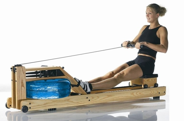 rameur eau waterrower